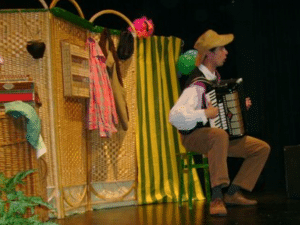 Teater Za Vse - Stara dedkova harmonika