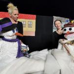Zgodba o snežaku s srcem
